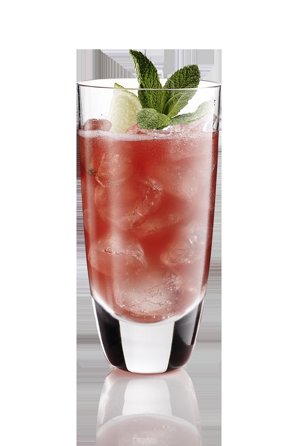 Berry-Mojito
